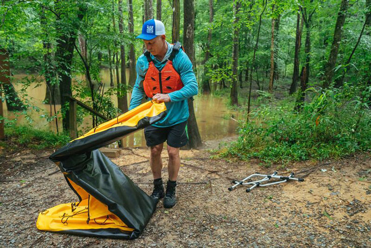 Portable Folding Kayak