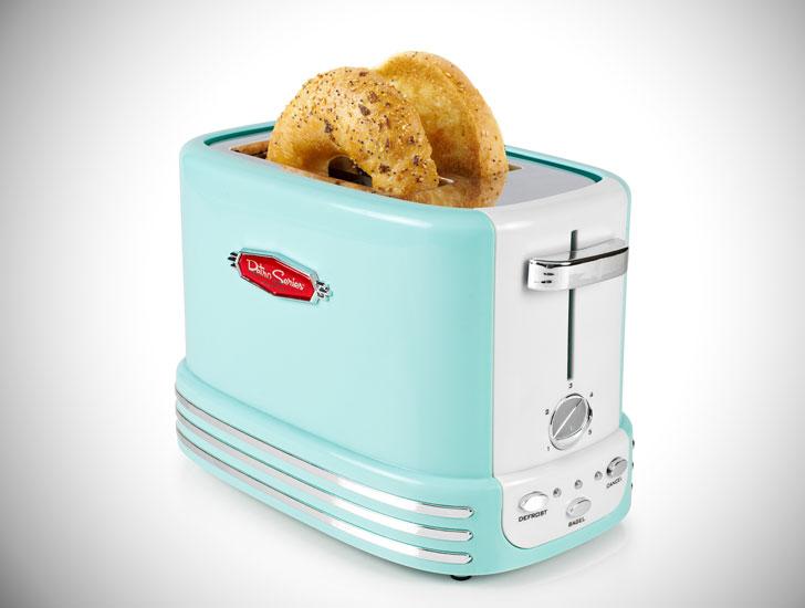 Retro Series Bagel Toaster