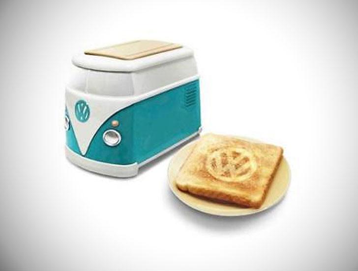 Retro VW Mini Bus Toaster