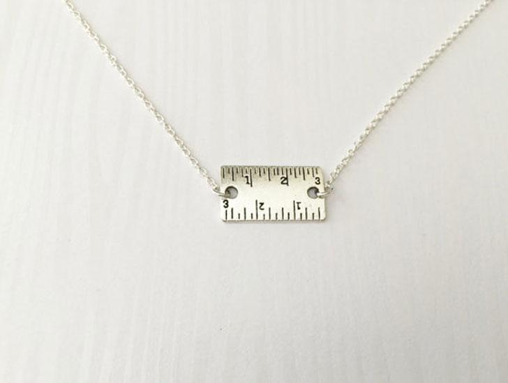 Ruler Necklace