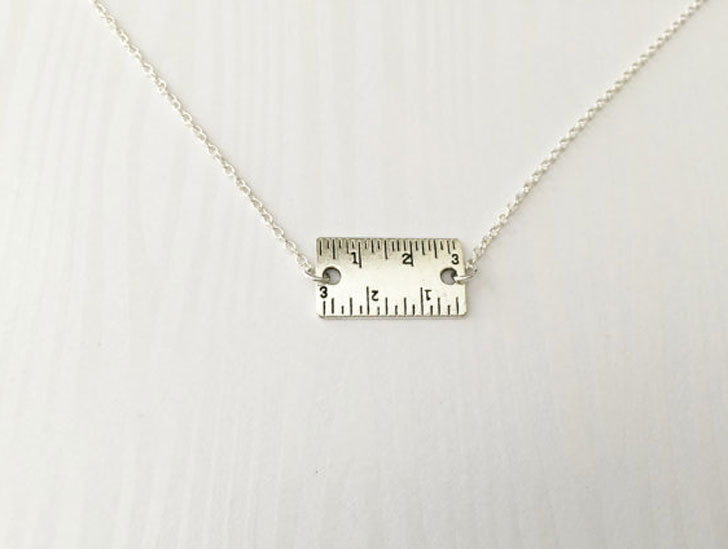 Ruler Necklace