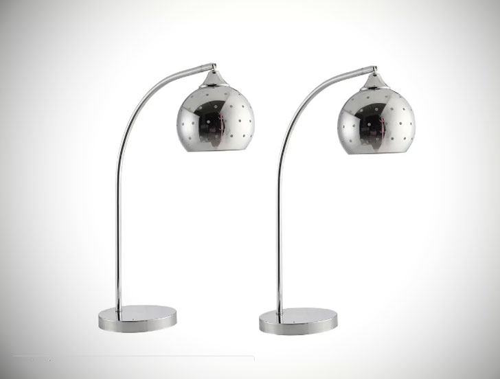 "Modern Minimalist 25"" Table Lamps"