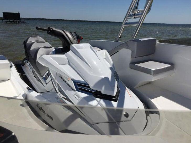 Sealver Jet-ski-Powered Wave Boat
