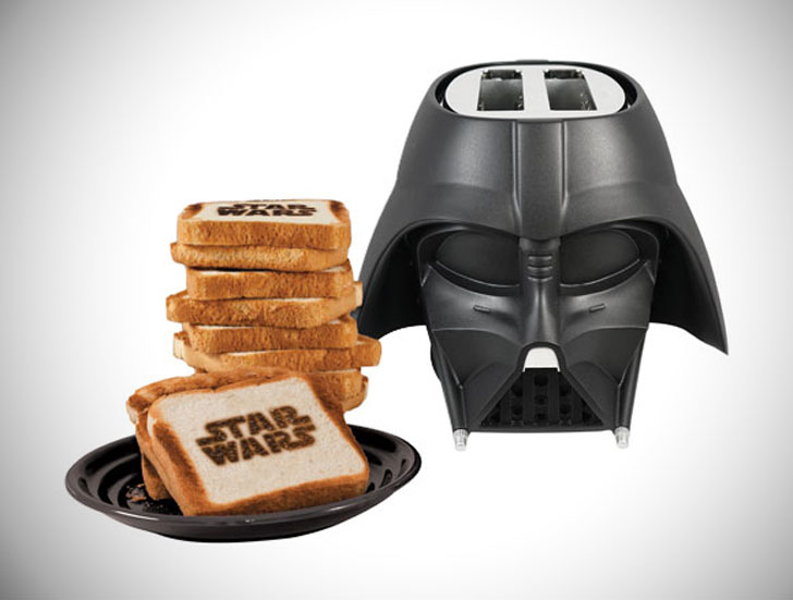 Star Wars Darth Vader Toasters