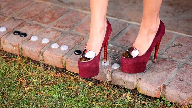 Stiloguard High Heel Protectors