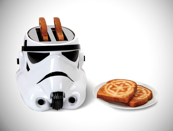 Strom Trooper Toaster