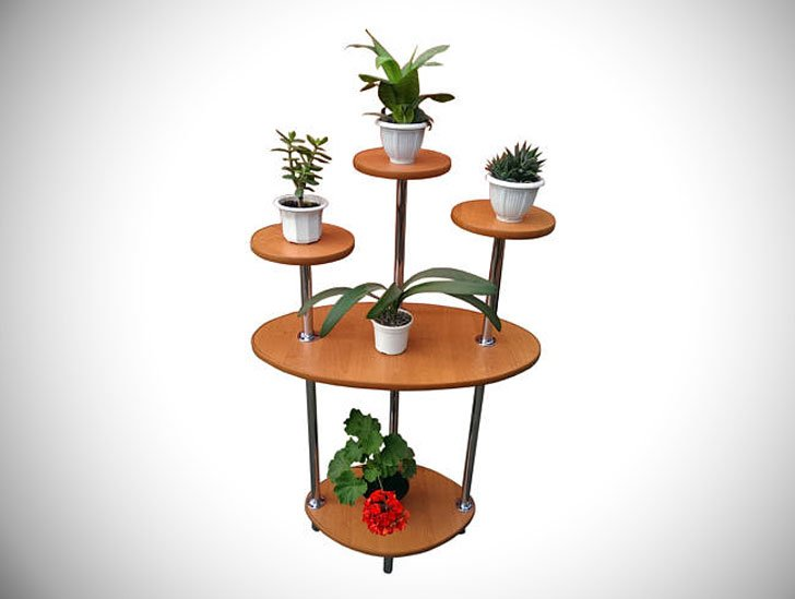 """The """"London"""" Indoor Plant Stand"""
