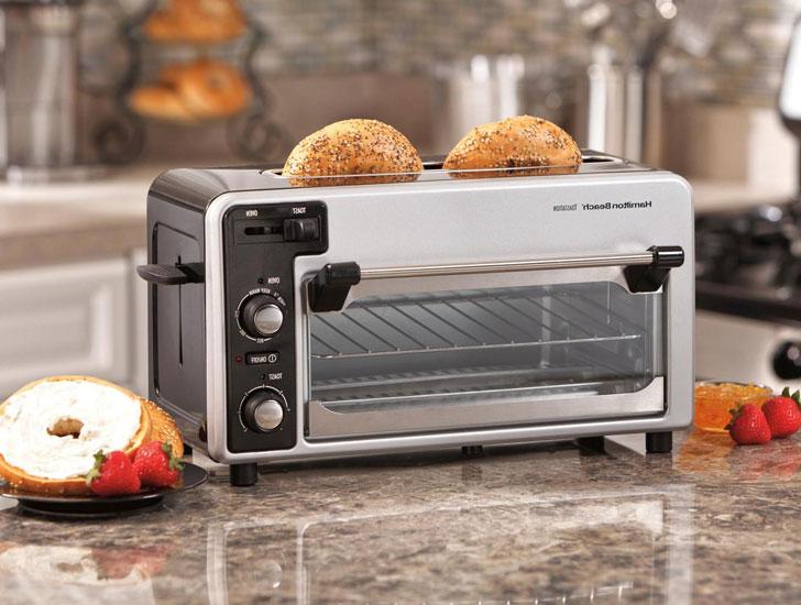 Toastation Combination Toaster & Toaster Oven
