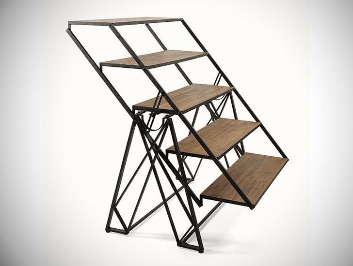 Transforming Table-Shelf
