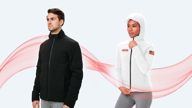 Voice-Controlled Heated Smart Jackets