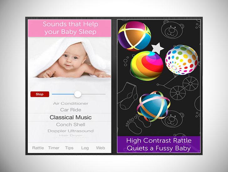 White Noise BabyApp