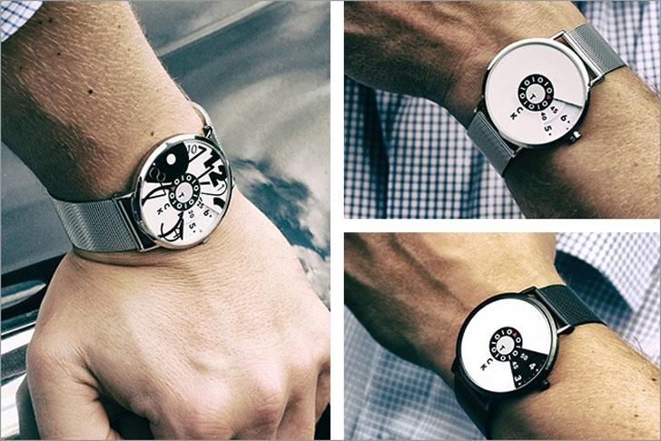 Widdenburg Tick Tock Watch Series