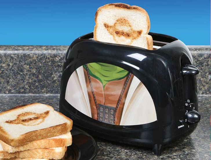 Yoda Toaster