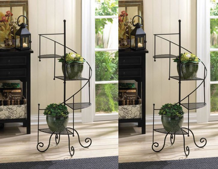 Zings & Thingz Multi-Tiered Plant Stand