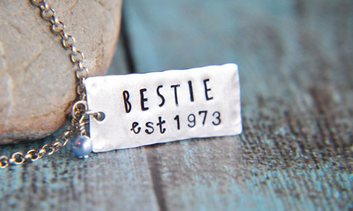 best friendship necklaces