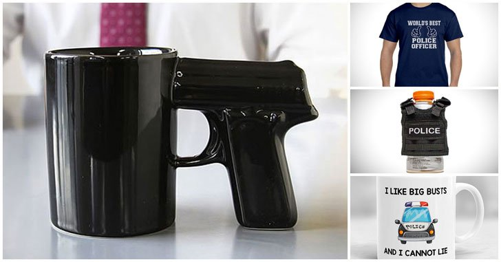 Police Officers – Best Gift Ideas