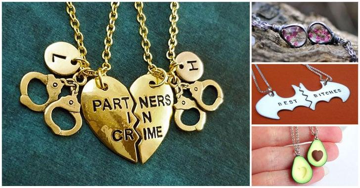 cb28e3b0696d0 30 Unique Best Friendship Necklaces That Are the Best Ever!