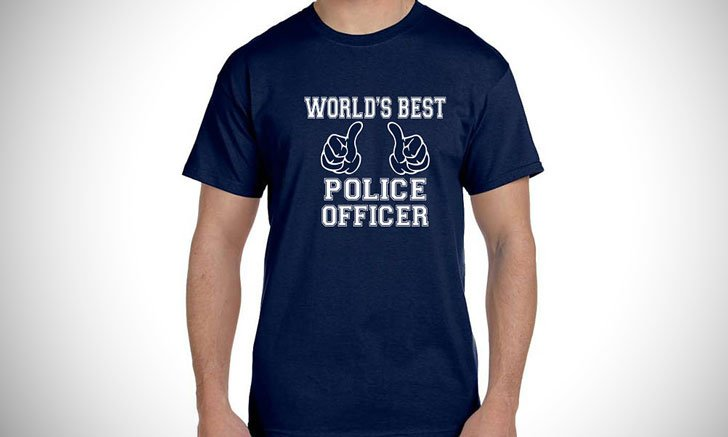 gifts for police officers