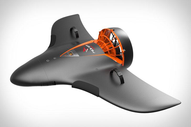 AquaJet H2 Aerodynamic Sea Scooter