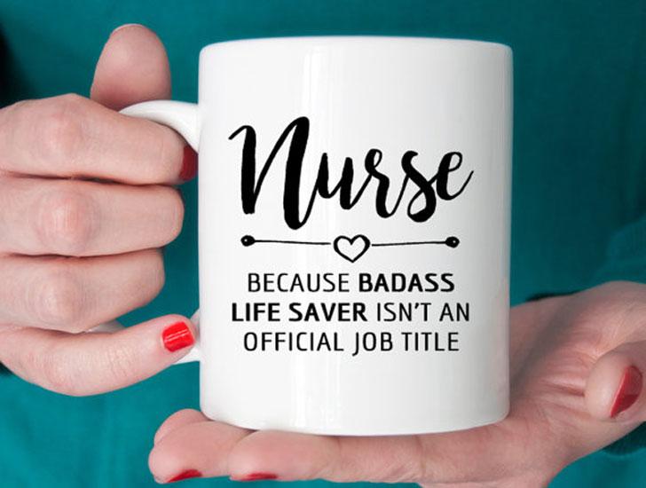 Badass Lifesaver Mug
