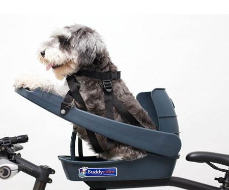 BuddyRider Dog Bicycle Seat