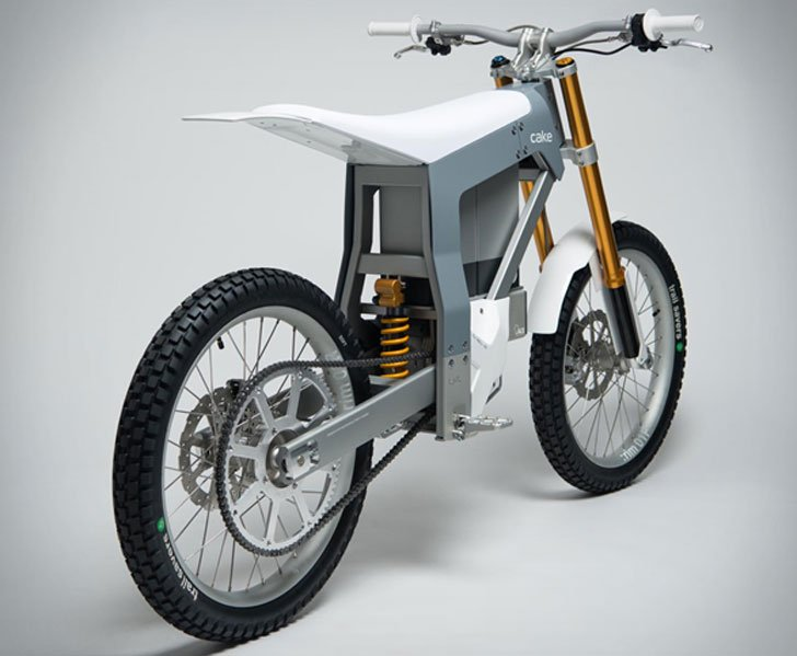 Cake Electric Dirt Bike