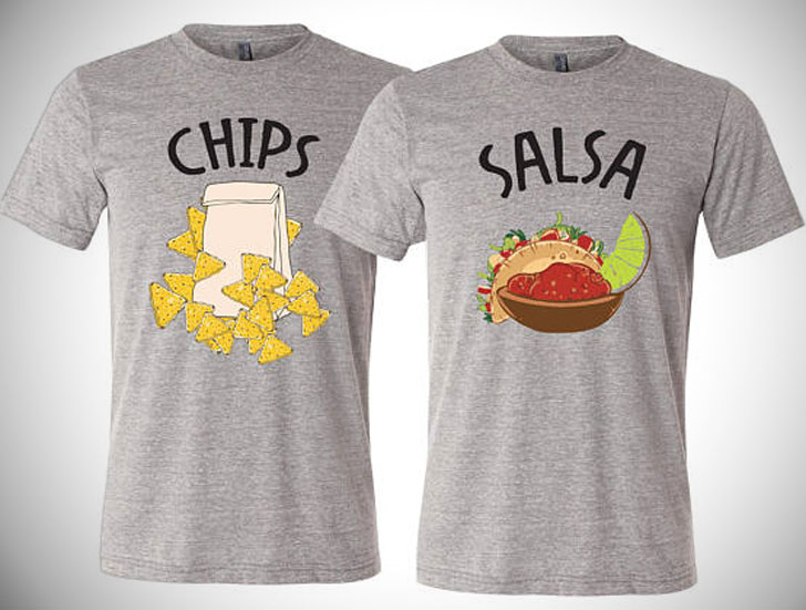 Chips & Salsa Best Friendship T-Shirts