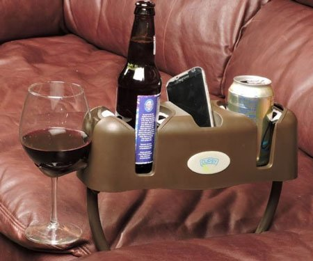 Couch Drink And Remote Holder