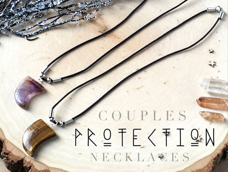 Couples Protection Necklaces