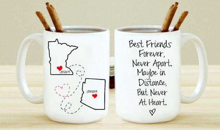 Custom Friendship Mugs