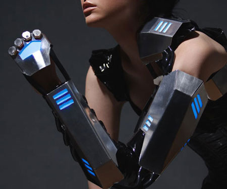 Cyber Gladiator Armor
