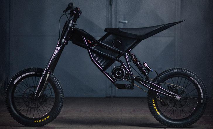 Kuberg Free Rider Electric Dirt Bike