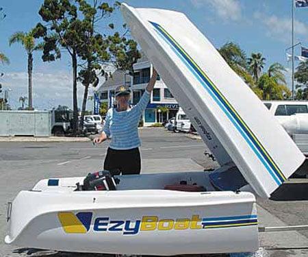 Folding Boat