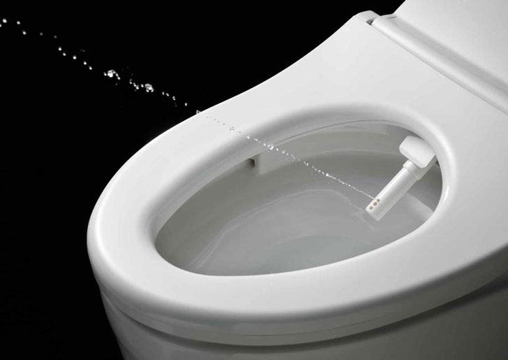 Futuristic Smart Toilet