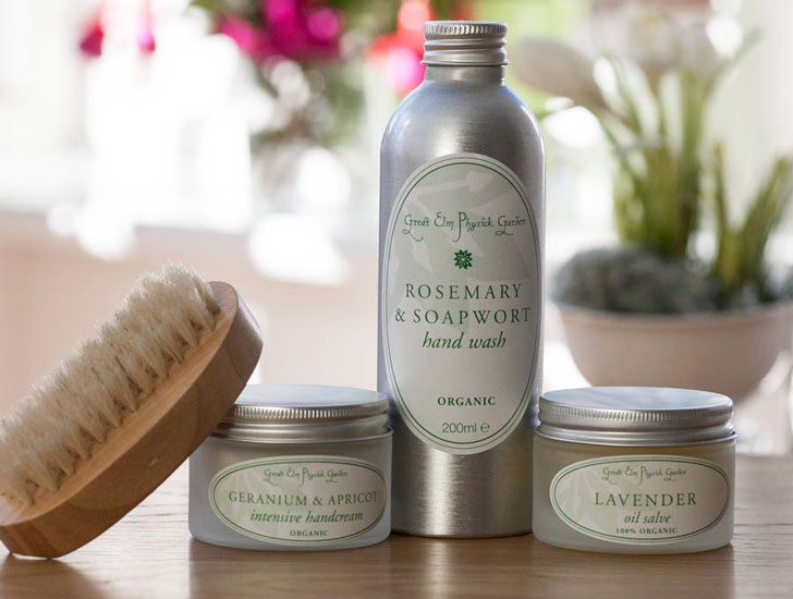 Happier Hands Organic Treatment Kit