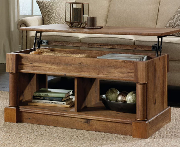 Henley Lift Top Coffee Table