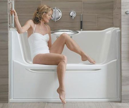 Kohler's Walk-In Bathtub