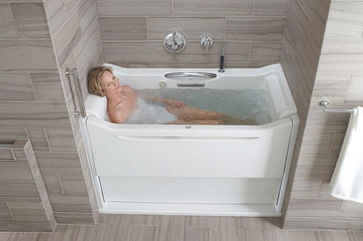 Kohler's Walk-In Bathtub