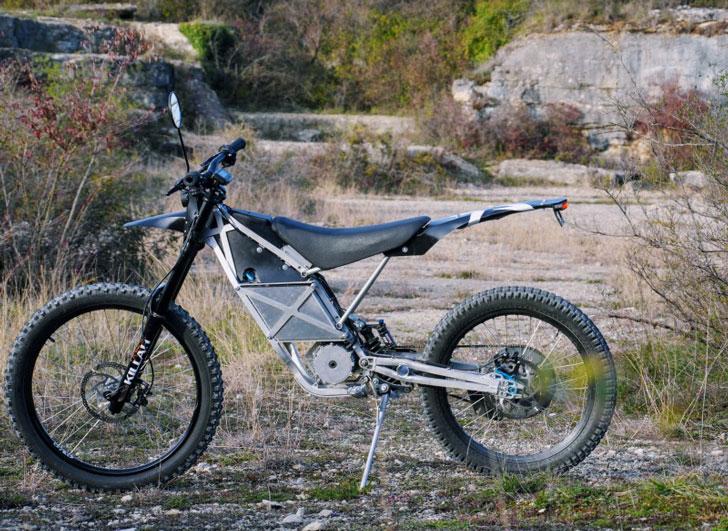LMX 161-H Road Legal Freeride MX Dirt Bike