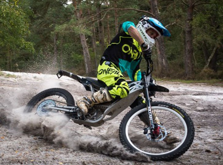 Bicicleta de tierra LMX 161-H Road Legal Freeride MX