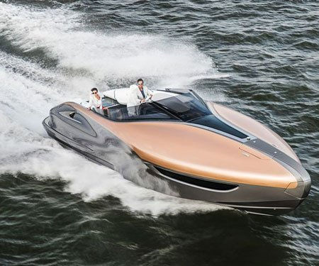 Lexus Luxury Sports Yacht