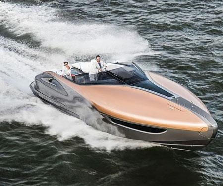 Lexus Luxury Sports Yacht