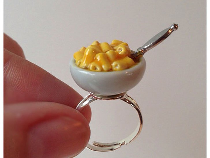 Macaroni Cheese Ring