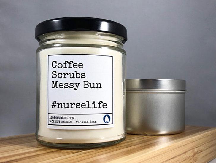 Nurse-Life Candles