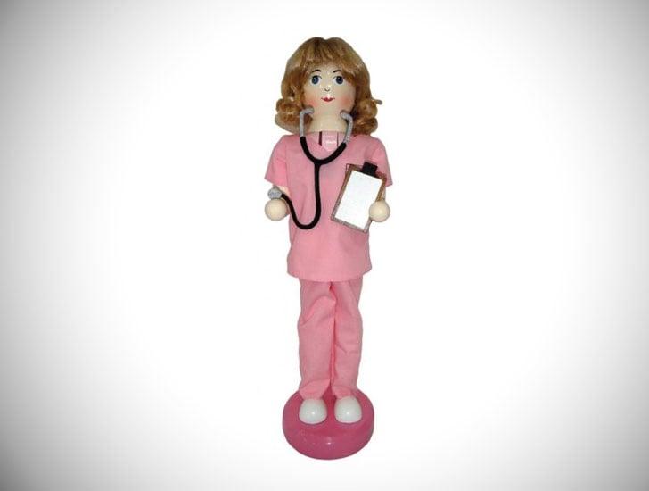 Nurse Nutcracker
