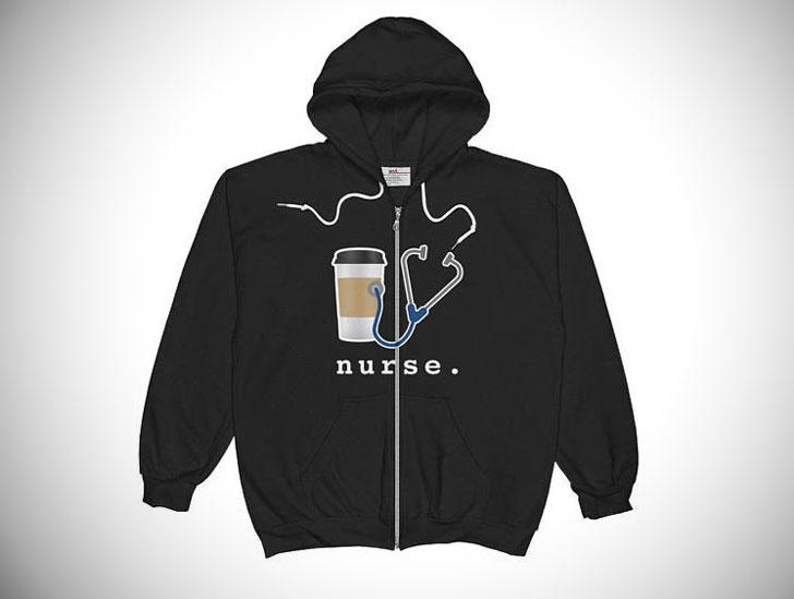 Nursing School / Nightshift Hoodies