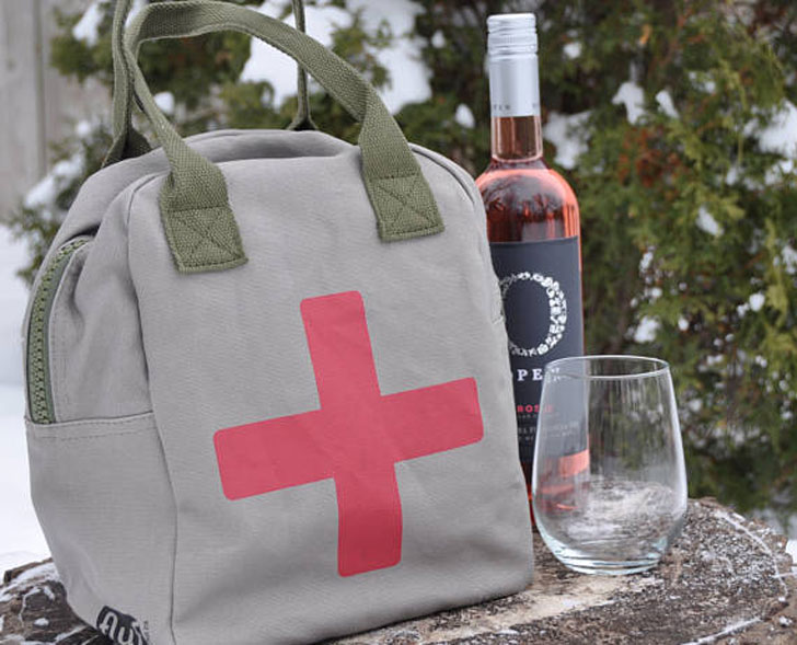 Personalized Nurse Appreciation Gift Bag