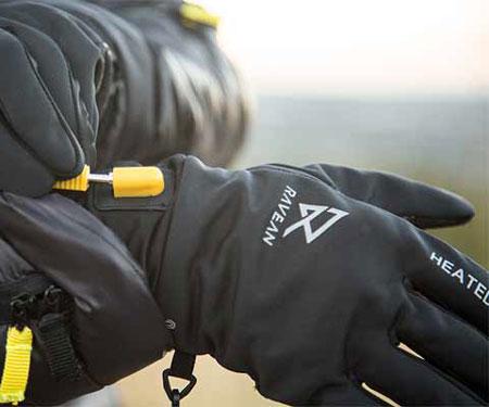 Ravean Heated Gloves