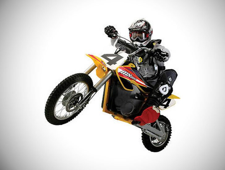 Razor Dirt Rocket MX650 Electric Dirt Bike For Adults