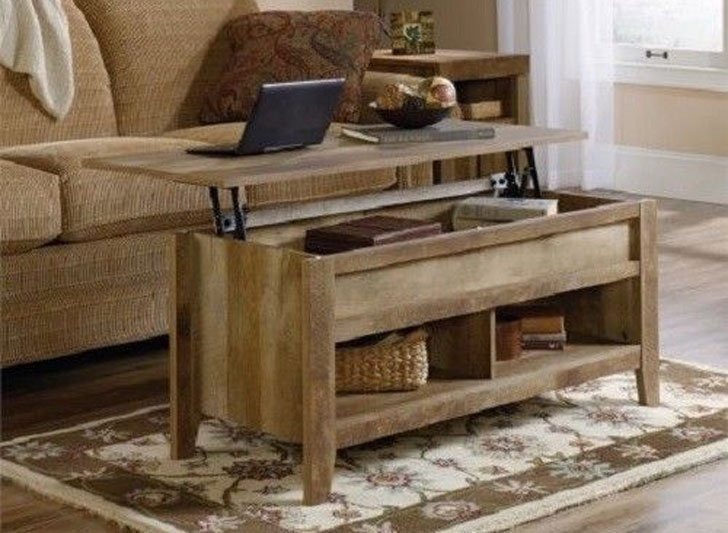 Signal Mountain Lift Top Coffee Table
